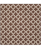 RugStudio presents Safavieh Cambridge Cam130h Dark Brown / Ivory Hand-Tufted, Good Quality Area Rug