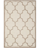 RugStudio presents Safavieh Cambridge Cam134p Ivory / Beige Hand-Tufted, Better Quality Area Rug