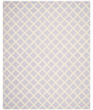 RugStudio presents Safavieh Cambridge Cam135c Lavander / Ivory Hand-Tufted, Good Quality Area Rug