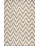 RugStudio presents Safavieh Cambridge Cam139j Beige / Ivory Hand-Tufted, Better Quality Area Rug
