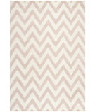 RugStudio presents Safavieh Cambridge Cam139m Light Pink / Ivory Hand-Tufted, Better Quality Area Rug