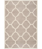 RugStudio presents Safavieh Cambridge Cam140j Beige / Ivory Hand-Tufted, Better Quality Area Rug