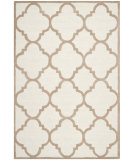 RugStudio presents Safavieh Cambridge Cam140p Ivory / Beige Hand-Tufted, Better Quality Area Rug