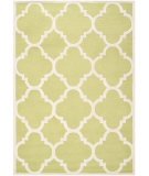 RugStudio presents Safavieh Cambridge Cam140t Green / Ivory Hand-Tufted, Better Quality Area Rug