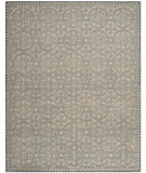 RugStudio presents Safavieh Cambridge Cam236a Dusty Blue / Cement Hand-Tufted, Good Quality Area Rug