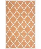 RugStudio presents Safavieh Cambridge Cam312w Coral / Ivory Hand-Tufted, Better Quality Area Rug
