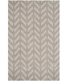 RugStudio presents Safavieh Cambridge Cam322a Grey / Taupe Hand-Tufted, Better Quality Area Rug