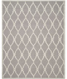 RugStudio presents Safavieh Cambridge Cam352d Dark Grey / Ivory Hand-Tufted, Better Quality Area Rug