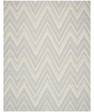 RugStudio presents Safavieh Cambridge Cam711g Grey - Ivory Hand-Tufted, Good Quality Area Rug