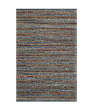 RugStudio presents Safavieh Cape Cod Cap361a Blue / Multi Woven Area Rug