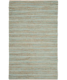 RugStudio presents Safavieh Cape Cod Cap851d Aqua Woven Area Rug