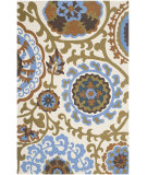 RugStudio presents Safavieh Cedar Brook Cdr132b Blue Flat-Woven Area Rug