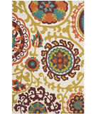 RugStudio presents Safavieh Cedar Brook Cdr132d Orange Flat-Woven Area Rug