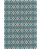 RugStudio presents Safavieh Cedar Brook Cdr141a Teal / Ivory Woven Area Rug
