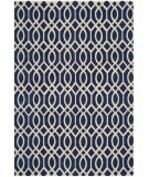 RugStudio presents Safavieh Cedar Brook Cdr141d Navy / Ivory Woven Area Rug
