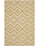 RugStudio presents Safavieh Cedar Brook Cdr142d Ivory / Citron Woven Area Rug