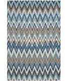 RugStudio presents Safavieh Cedar Brook Cdr145c Teal / Blue Woven Area Rug