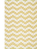 RugStudio presents Safavieh Chatham CHT715L Light Gold / Ivory Area Rug