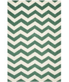 RugStudio presents Safavieh Chatham CHT715T Teal / Ivory Area Rug