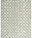 RugStudio presents Safavieh Chatham Cht717e Grey / Ivory Hand-Tufted, Better Quality Area Rug