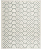 RugStudio presents Safavieh Chatham Cht719e Grey / Ivory Hand-Tufted, Better Quality Area Rug
