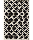 RugStudio presents Safavieh Chatham Cht727k Black / Ivory Hand-Tufted, Better Quality Area Rug
