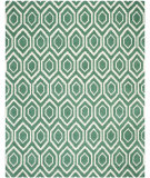 RugStudio presents Safavieh Chatham CHT731T Teal / Ivory Area Rug