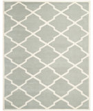 RugStudio presents Safavieh Chatham CHT735E Grey / Ivory Area Rug