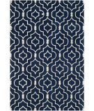 RugStudio presents Safavieh Chatham CHT736C Dark Blue / Ivory Area Rug