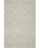 RugStudio presents Safavieh Chatham CHT736E Grey / Ivory Area Rug