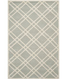 RugStudio presents Safavieh Chatham CHT740E Grey / Ivory Area Rug