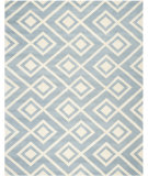 RugStudio presents Safavieh Chatham CHT742B Blue / Ivory Area Rug