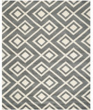 RugStudio presents Safavieh Chatham CHT742D Dark Grey / Ivory Area Rug