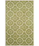 RugStudio presents Safavieh Chatham Cht750n Green / Ivory Hand-Tufted, Better Quality Area Rug