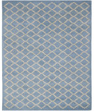 RugStudio presents Safavieh Chatham CHT930A Blue Grey Hand-Tufted, Good Quality Area Rug