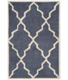 RugStudio presents Safavieh Chatham Cht940k Grey Hand-Tufted, Better Quality Area Rug