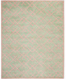 RugStudio presents Safavieh Chatham CHT941B Green Hand-Tufted, Good Quality Area Rug