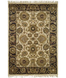 RugStudio presents Safavieh Classic CL254B Ivory / Black Hand-Tufted, Best Quality Area Rug