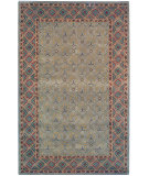 RugStudio presents Safavieh Classic CL302A Slate / Rust Hand-Tufted, Best Quality Area Rug