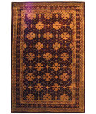 RugStudio presents Safavieh Classic CL303B Dark Red / Beige Hand-Tufted, Good Quality Area Rug