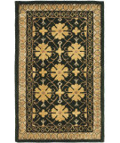 RugStudio presents Safavieh Classic CL303C Green / Apricot Hand-Tufted, Best Quality Area Rug