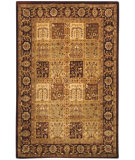 RugStudio presents Safavieh Classic CL321B Marine / Multi Hand-Tufted, Good Quality Area Rug