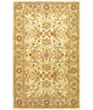 RugStudio presents Safavieh Classic Cl324b Grey / Light Gold Hand-Tufted, Better Quality Area Rug