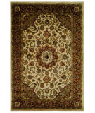 RugStudio presents Safavieh Classic CL362B Ivory / Red Hand-Tufted, Best Quality Area Rug