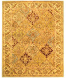 RugStudio presents Safavieh Classic CL388A Multi / Ivory Hand-Tufted, Best Quality Area Rug