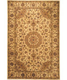 RugStudio presents Safavieh Classic CL762A Ivory / Ivory Hand-Tufted, Good Quality Area Rug