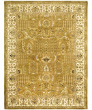 RugStudio presents Safavieh Classic CL764A Gold / Beige Hand-Tufted, Best Quality Area Rug