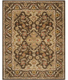RugStudio presents Safavieh Classic Cl931a Brown / Brown Hand-Tufted, Better Quality Area Rug