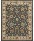 RugStudio presents Safavieh Classic Cl934a Dark Grey / Ivory Hand-Tufted, Better Quality Area Rug