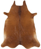RugStudio presents Safavieh Cow Hide COH211G Brown Area Rug